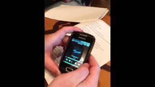 Teste galaxy mini wifi 20h Peru