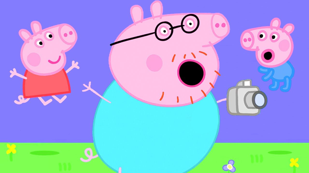 Peppa Pig Official Channel ???? Baby Peppa Pig and Baby George Pig 's Photo
