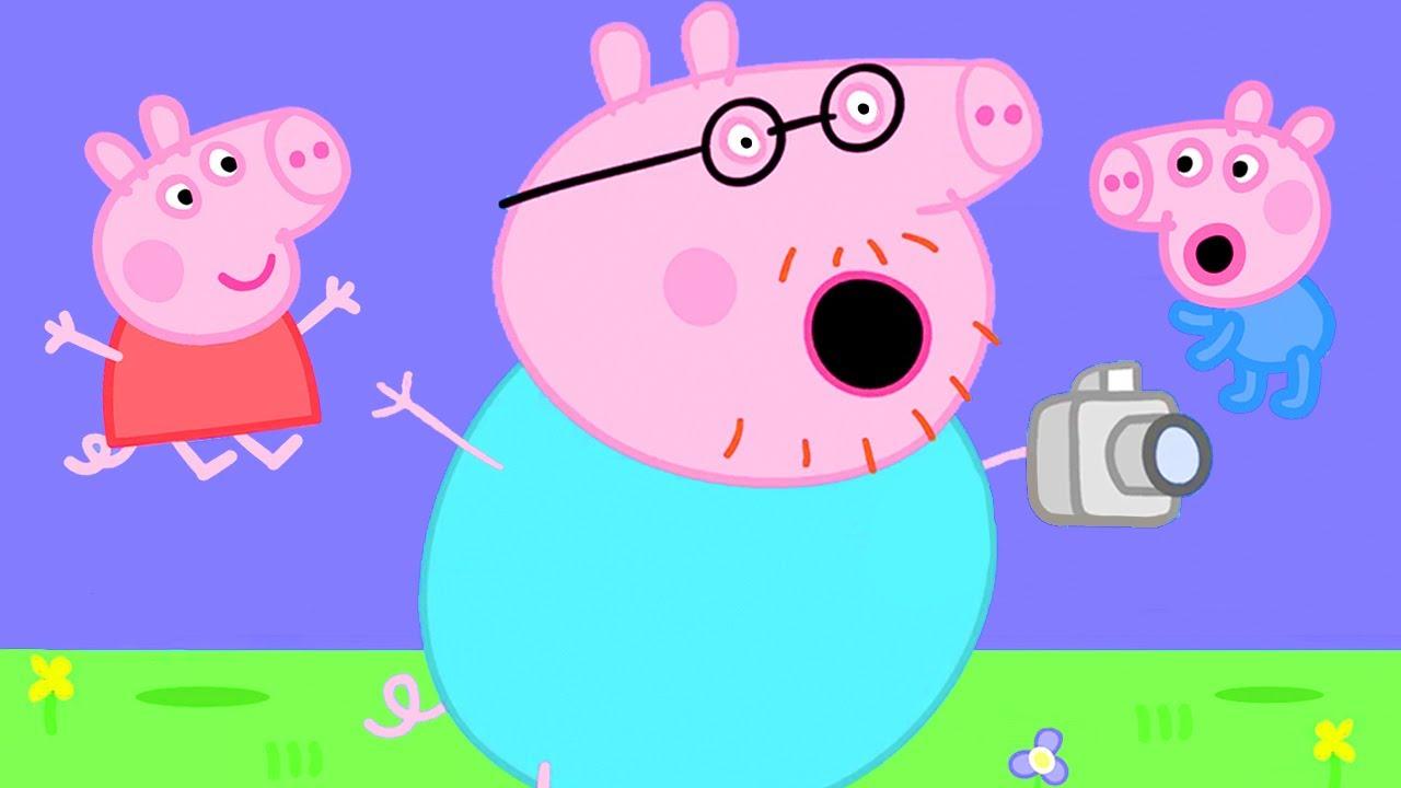 Baby Alexander Peppa Pig Crying