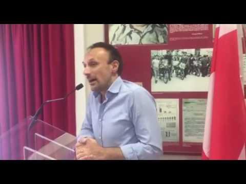 Elezione del nuovo Segretario Giuseppe Altamura