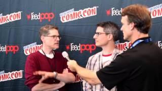 Wabbit Actors Bob Bergen & JP Karliak Interviewed at NYCC