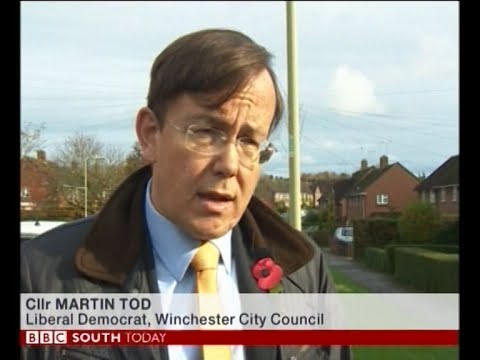 BBC South Today - Right To Buy Report