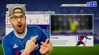 WTF SELLING HAZARD FOR 160,000,000?! - FIFA 18 CHELSEA CAREER MODE #05