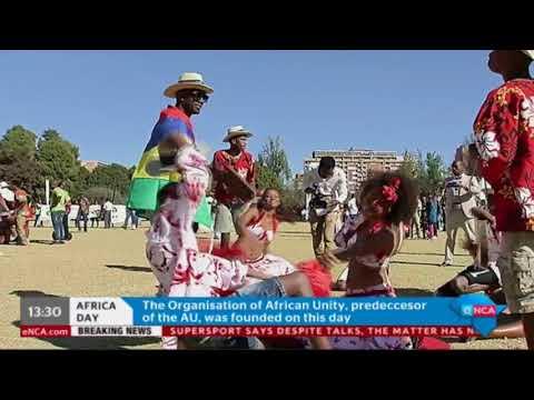 Professor Pitika Ntuli on significance of Africa Day