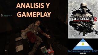 Red Orchestra 2 / Rising Storm - Analisis y gameplay en Español. No apto para amantes del arcade
