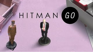 Hitman GO Definitive Edition PC 60FPS Gameplay | 1080p