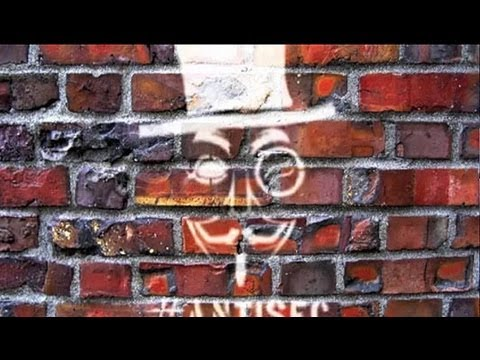 Anonymous Hacks Into FBI & Scotland Yard Call Talking LulzSec