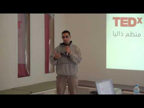 نهضة علمية من الفيسبوك : خالد مربو في at TEDxAlquaraouiyineAve