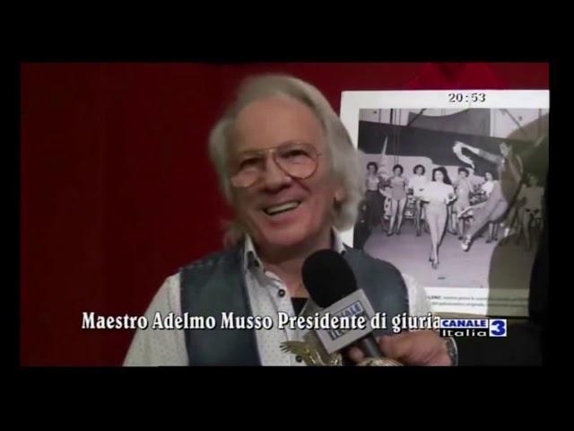 TALENT-TIME 2019-Maestro ADELMO MUSSO-PRESIDENTE DI GIURIA EDIZIONE 2019