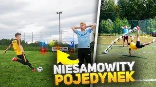 OPONY VS PIŁKA NOŻNA!! Niesamowite wyzwania piłkarskie!
