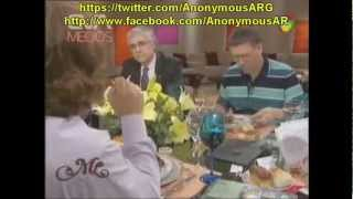 8 Protesta Anonymous Argentina VS Scientology 14 de Mayo de 2011 ENG SUBS