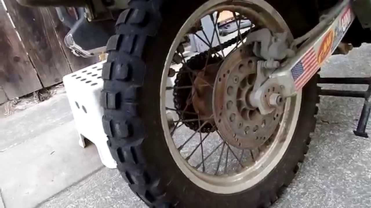 Total Motorcycle Tire/Tyre Guide - Michelin T63