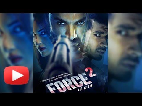 Force 2 Official Trailer Launch | John Abraham, Sonakshi Sinha, Tahir Raj Bhasin