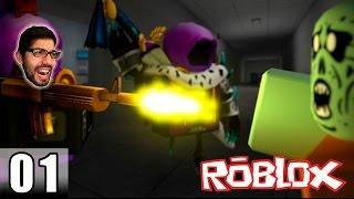 Roblox | Zombie Rush | Episode 1