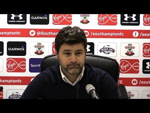 Southampton 1-4 Tottenham - Mauricio Pochettino Full Post Match Press Conference