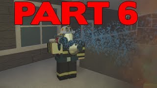 Roblox FairHaven County | Part 6 | Where Is The Fire Truck Going? |
