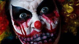 CLOWN Makeup | Макияж Злого КЛОУНА(Сайт: http://yaursulakim.ru Vk: http://vk.com/yaursulakim Twitter: https://twitter.com/yaursulakim Instagram: http://instagram.com/yaursulakim Facebook: ..., 2014-10-15T15:00:13.000Z)