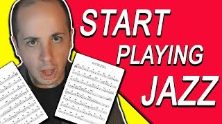 learning to play your first jazz song on piano made easy