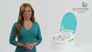 Summer Infant Step-By-Step® Potty Product Video