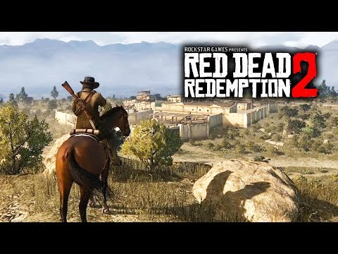 Red Dead Redemption 2 News - Multiplayer Beta Spotted!  Is It Legit?