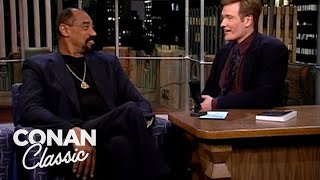 "Wilt Chamberlain On The Rumor That He's Slept With 20,000 Women - ""Late Night With Conan O'Brien"""