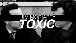 jim moriarty & sherlock holmes / toxic