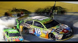 Nascar Kyle Busch 2015 Championship Fight Song Music Video