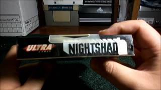 Nintendo NES Game Unboxing - Factory Sealed Nightshade (1992) [HD]