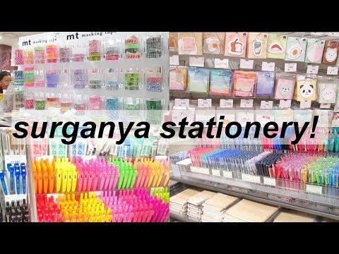surga stationery + ketemu teman studygram! 🌻 (aeon mall bsd) | nvlogs #1