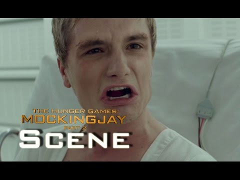 "Mockingjay Part 2 - Opening - ""She's a mutt"" Scene in Full HD"