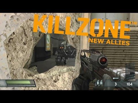 Killzone - Poziom 3 - New Allies (PlayStation2 Gameplay)