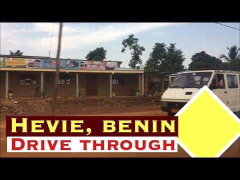 Hevie, Benin Drive Through