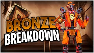 Building Over Bronze Mistakes to Rank Up in Apex Legends! (Coaching Series)