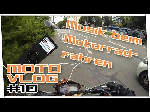 Musik hören beim Motorradfahren? / Motovlog#10