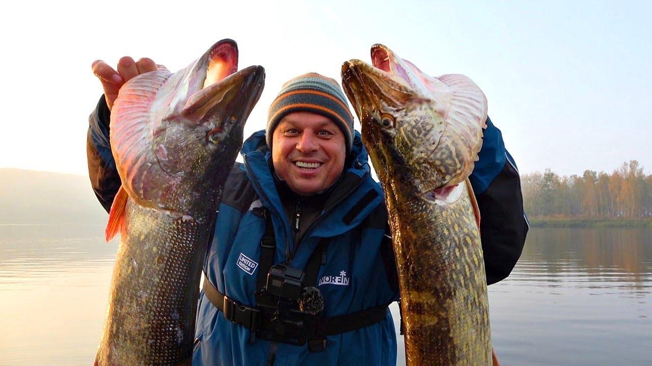 Самая крутая рыбалка в россии