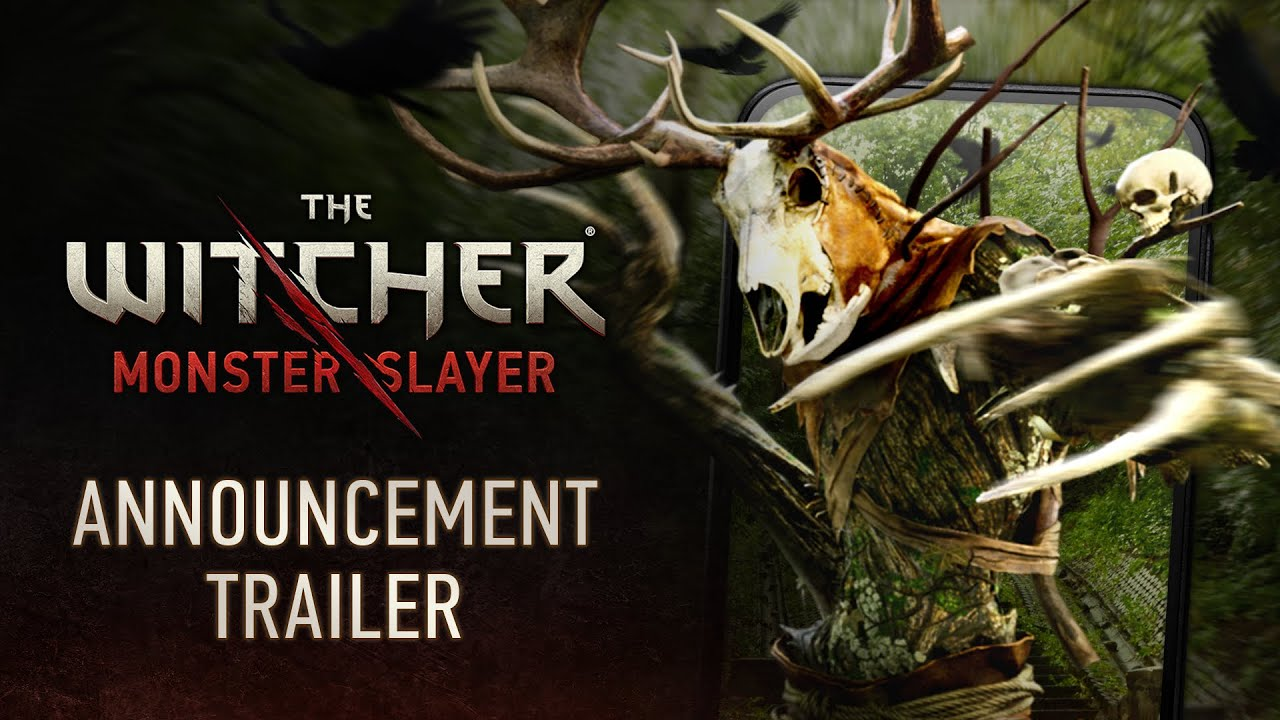The Witcher: Monster Slayer — Announcement Trailer thumbnail