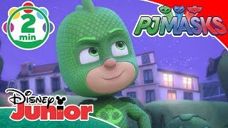 PJ Masks | Go Go Gekko Music Video 🚀🎶 | Disney Junior UK