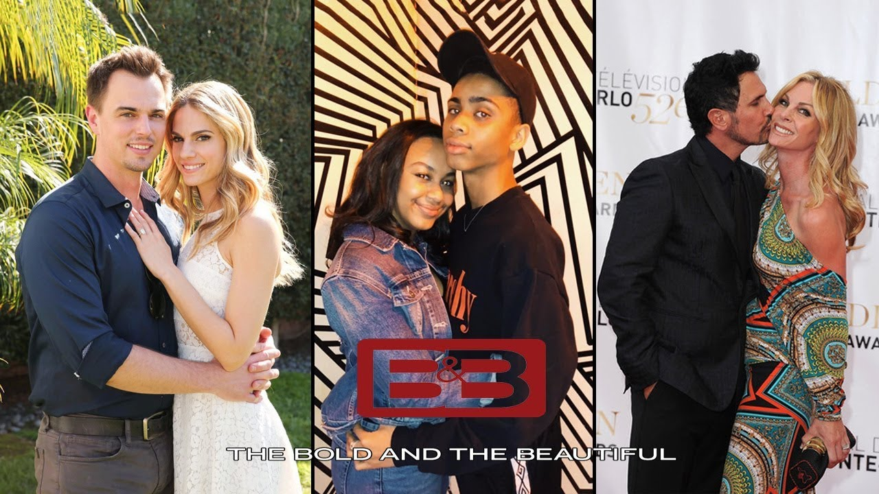 Real Life Partners The Bold and the Beautiful - Celebrities News