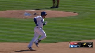 Adrian clubs second three-run shot of game