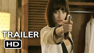 Momentum Official Trailer #2 (2015) Olga Kurylenko, Morgan Freeman Action Movie HD