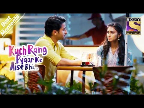 Kuch Rang Pyar Ke Aise Bhi | Dev & Sonakshi's Romantic Date | Best Moments