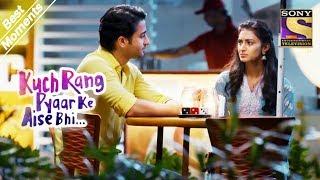 Kuch Rang Pyar Ke Aise Bhi   Dev & Sonakshi's Romantic Date   Best Moments