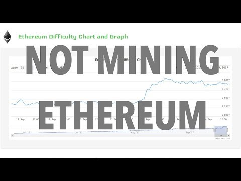 I Am Done Mining Ethereum | Difficulty Exploding | Why UBIQ Mining Is More Profitable?