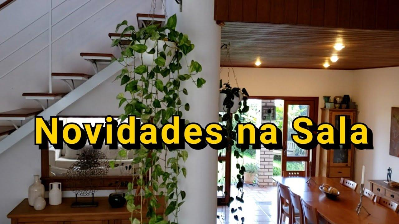Decoração - Tour na Sala com as Melhores Plantas para Ambientes internos - | Página da Kika
