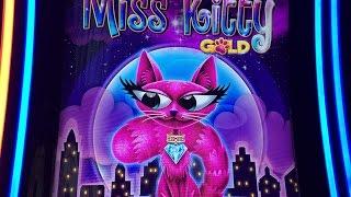 Miss Kitty Gold Slot - Demo - G2E Las Vegas October 2015