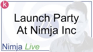 Hypnosis - Launch Party At Nimja Incorporated - Nimja Live - December 2018