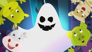 hallo sein halloween   Halloween Reime   Kinderlied   Hello Its Halloween   Scary Halloween Rhymes