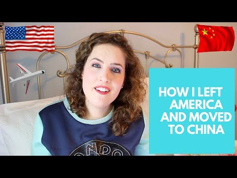 HOW I LEFT AMERICA AND MOVED TO CHINA: Shanghai | NYU | Laur