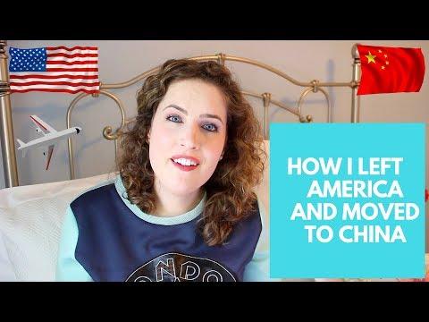 HOW I LEFT AMERICA AND MOVED TO CHINA: Shanghai | NYU | Lauren Garrett