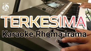 Download lagu TERKESIMA KARAOKE RHOMA IRAMA MP3
